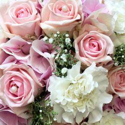 Hochzeit-Blumenschmuck
