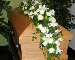 Blumen-Beerdigung-Wolfsburg