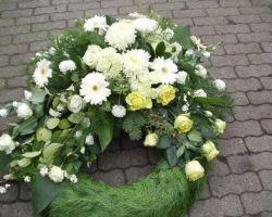 Beerdigungskranz-Wolfsburg